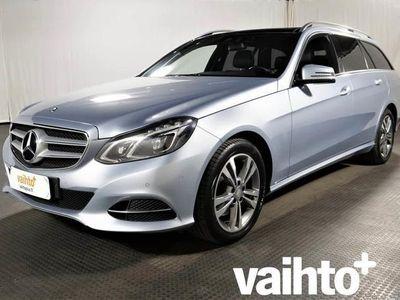 käytetty Mercedes E300 BlueTec Hybrid T A