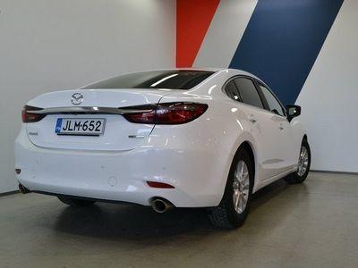 käytetty Mazda 6 2,0 165 SKYACTIV-G Vision Business Aut 4ov YQ1B