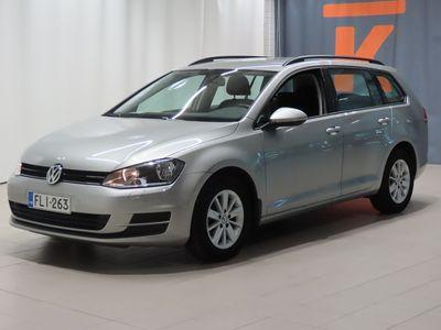 käytetty VW Golf Variant Comfortline 1,4 TSI 92 kW (125 hv) DSG-automaatti