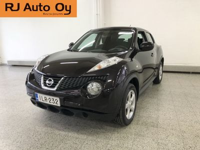käytetty Nissan Juke 1,6L 94hp Visia Activ 2WD