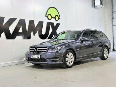 käytetty Mercedes C220 T CDI 4MATIC | AMG | Vetokoukku | Navi