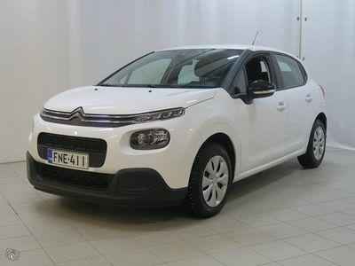 käytetty Citroën C3 PureTech 82 Feel **RAHOITUS JOPA ILMAN KÄSIRAHAA**