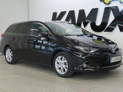 käytetty Toyota Auris Touring Sports 1,8 Hybrid Active Edition / TULOSSA MYYNTIIN /