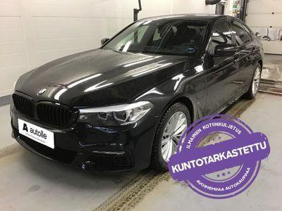 käytetty BMW 530 530 *M-SPORT* G30 Sedan e A Charged Edition. Tarkastettuna, Rahoituksella, Kotiin toimitettuna!