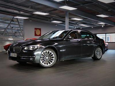 käytetty BMW 750