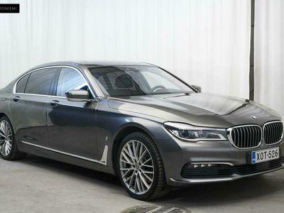 käytetty BMW 740 740 G12 Sedan Le iPerf A xDrv Bsn Excl *Erittäin hieno edustusauto*