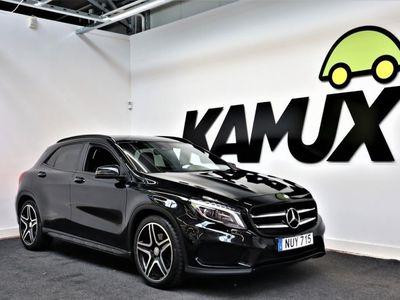 käytetty Mercedes GLA220 d | AMG | 4M | Kamera | Webasto | GPS |