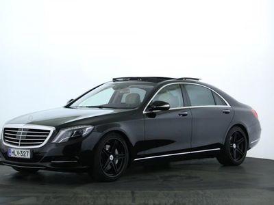 käytetty Mercedes S350 BlueTec L 4Matic | - rahoitustarjous korko 1,30 % + kulut