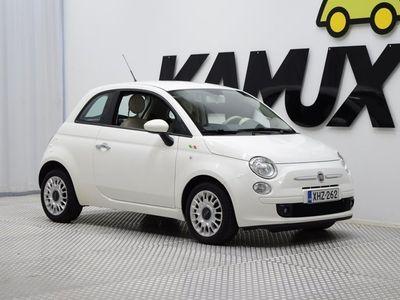 käytetty Fiat 500 Italia 1,2 8v 69 hv Bensiini / JUURI KATSASTETTU / Juuri huollettu / Ilmastointi