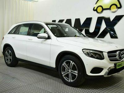 käytetty Mercedes GLC220 d 4Matic A Premium Business Luxury AMG *Tulossa myyntiin / Auto varattavissa heti* // Luxury ulkopaketti / Amg sisäpaketti / Panorama / Hud / Vetokoukku //