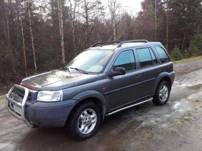 gebraucht Land Rover Freelander 2001