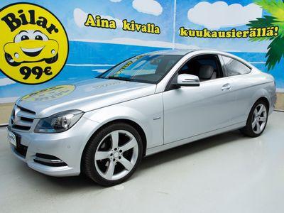 käytetty Mercedes C250 Coupe 7G-Tronic - *HULLUT AUTOMARKKINAT!!!*