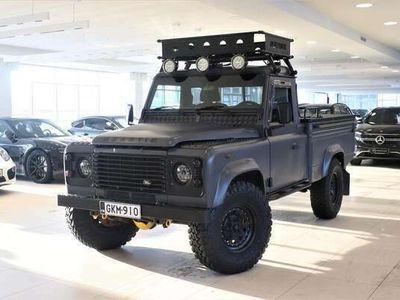 käytetty Land Rover Defender Defender110 Avolavakuorma-auto (BA) 2ov 2402cm3