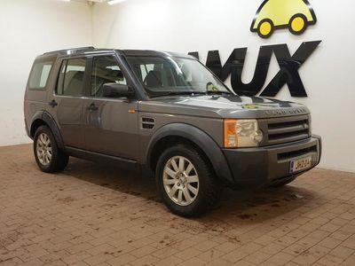 käytetty Land Rover Discovery 3 2,7 TDV6 S *korkotarjous 1,9%+kulut*