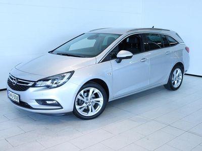 käytetty Opel Astra Sports Tourer Executive 105 Turbo - Huippuvarusteet! Webasto kaukosäädöllä!