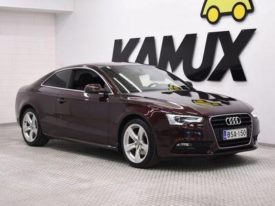 käytetty Audi A5 Coupé 1,8 TFSI multitronic-aut / Siisti Suomi-auto / Sporttipenkit / Juuri katsastettu /