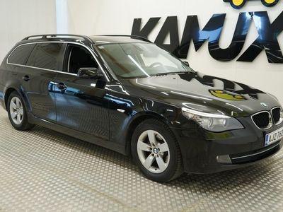 käytetty BMW 520 E61 Touring LCI / Vetokoukku / ilmastointi / Lohkolämmitin