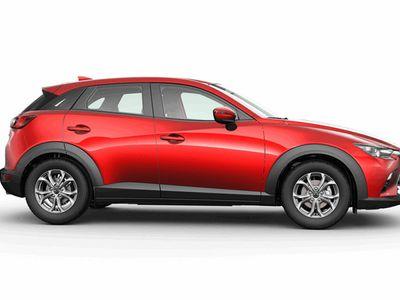 käytetty Mazda CX-3 2,0 Skyactiv-G Vision MT 121 hv