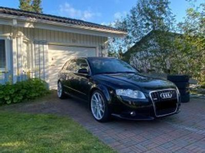 käytetty Audi A4 2.0 quattro