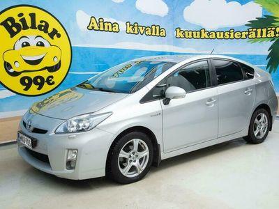käytetty Toyota Prius HSD Premium 5ov * Peruutuskamera * Suomi-auto* Siisti* - *VARASTONTYHJENNYSI!*