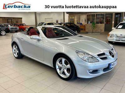 käytetty Mercedes SLK350 A
