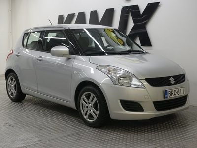 käytetty Suzuki Swift 1,2 VVT GL 5D 4AT / Ilmastointi / Suomi-auto / Siisti