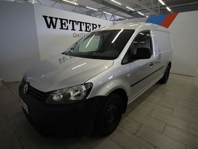 käytetty VW Caddy Maxi Maxi umpipa 1,6 TDI ** pikkupaku / webasto / kohtuu kilsat **
