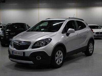 käytetty Opel Mokka Drive 1,4 Turbo Start/Stop 4x4 103kW MT6 / Lohko / Vakkari / BT ja AUX /