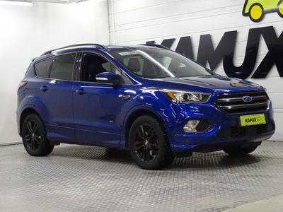 käytetty Ford Kuga 2,0TDCi 180 hv PowerShift AWD ST-Line 5-ovinen / Tulossa myyntiin /