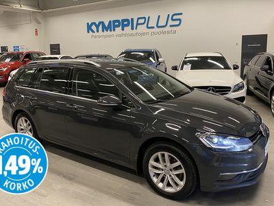 käytetty VW Golf Variant Highline 1,4 TSI 110 kW (150 hv) DSG-aut ** 1 omistaja / Suomi-auto / Webasto / Digimittaristo /...