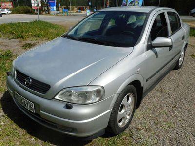 käytetty Opel Astra 8 16V Edition 100 4d