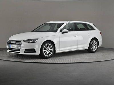 käytetty Audi A4 Avant First EdtBsnSport 2,0 TDI140 Q A- Webasto-