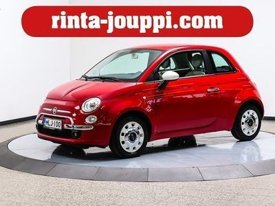 käytetty Fiat 500 Color Therapy 1,2 8v 69 (MY13) - Upea pikku- toiselta omistajalta!