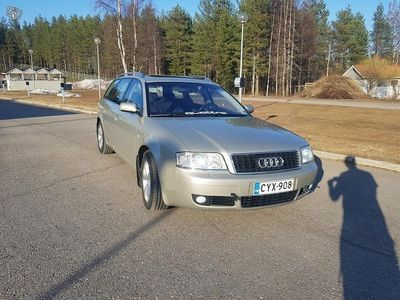 used Audi A6 quattro 2,5tdi v6