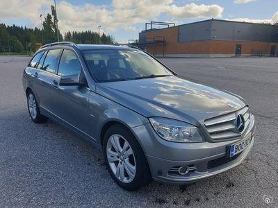 käytetty Mercedes C200 CDI