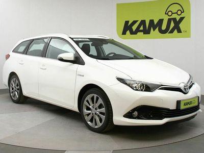 käytetty Toyota Auris Touring Sports TS 1.8h Active automaattinen ilmastointi / Audio-järjestelmä: multimedia Touch 2 / f / osamatkamittari