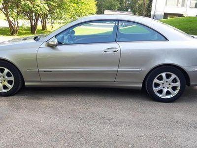 käytetty Mercedes CLK200 2003 AUT