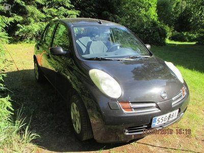 gebraucht Nissan Micra 2004