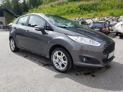 käytetty Ford Fiesta 1,0 EcoBoost 100hv Start/Stop M5 Titanium 5-ovinen *Vetokoukku*