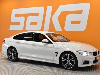 käytetty BMW 420 Gran Coupé F36 420d A xDrive Business M Sport ** Sporttipenkit / Shadow line / Valopaketti / HIFI /