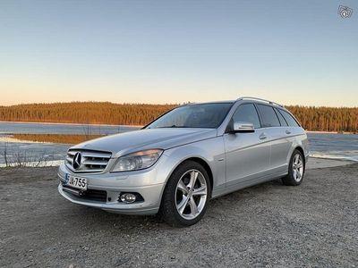 käytetty Mercedes C220 CDI Elegance T A