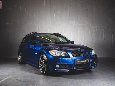 käytetty BMW 325 xiA Touring 4x4 M-sport ** Comfort Access / Alcantara / Sporttipenkit / Xenon **