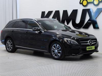 käytetty Mercedes C220 d 4Matic T A Premium Business / Neliveto / LED ILS / Sport- istuimet/