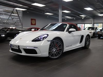 käytetty Porsche Boxster