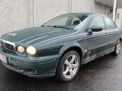 käytetty Jaguar X-type 2.1 V6 Classic 4d - Vähän ajettu Jagge!