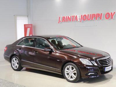 käytetty Mercedes E250 CDI BE T A Avantgarde