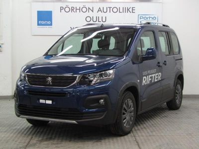 käytetty Peugeot Rifter Allure BlueHDi 100 S&S L1