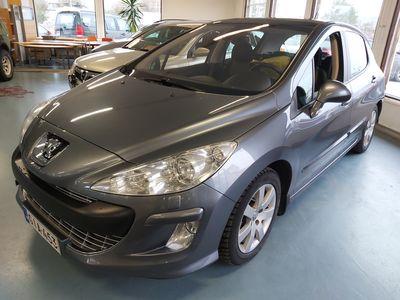 käytetty Peugeot 308 Sport 1.6 HDi 110 FAP 5-ov Jakoremmi vaihdettu 151tkm, 2xhyvät renkaat