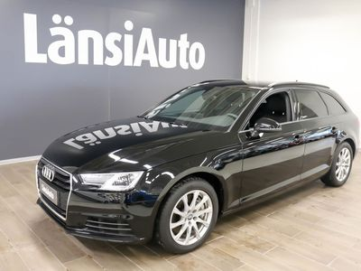 käytetty Audi A4 Avant Business 3,0 TDI 200 kW quattro tiptronic **272hv, Navigointi, Alcantara-Verhoilu, Urheiluistu