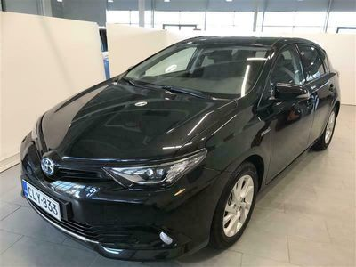 käytetty Toyota Auris 1,8 Hybrid Active Edition